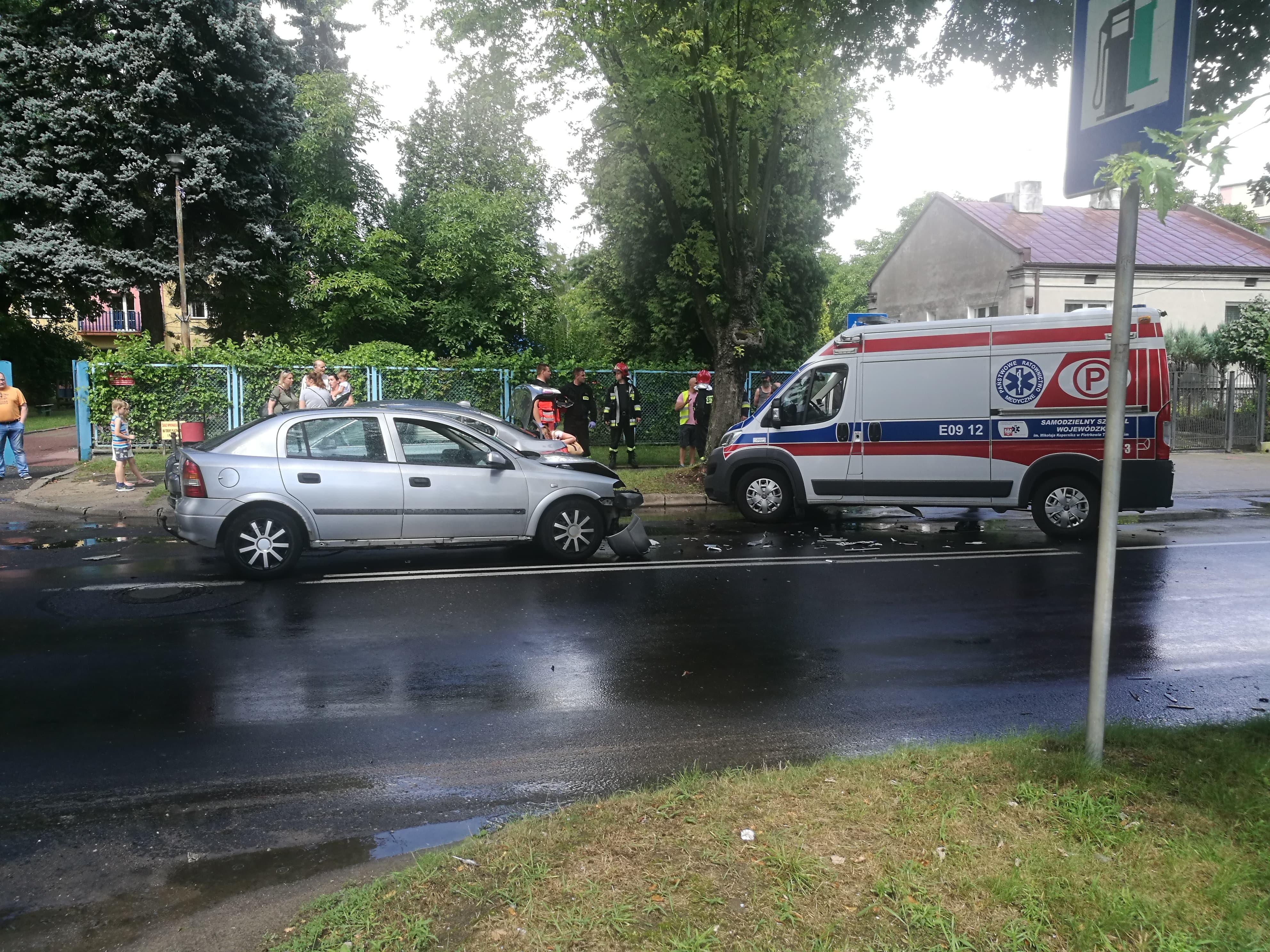 Photo of Wypadek na Wojska Polskiego