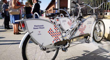 Można już korzystać z miejskich rowerów
