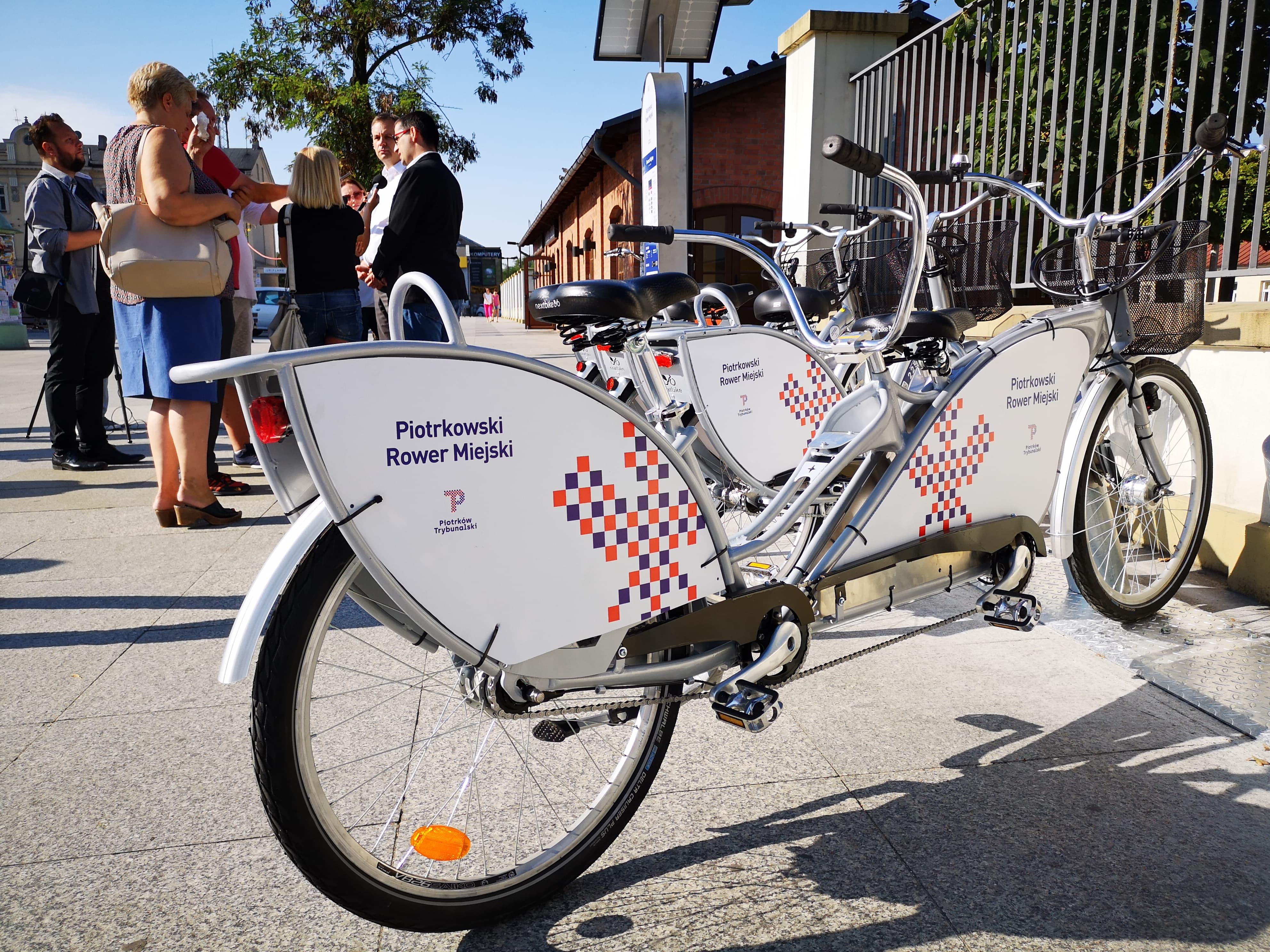 Photo of Można już korzystać z miejskich rowerów