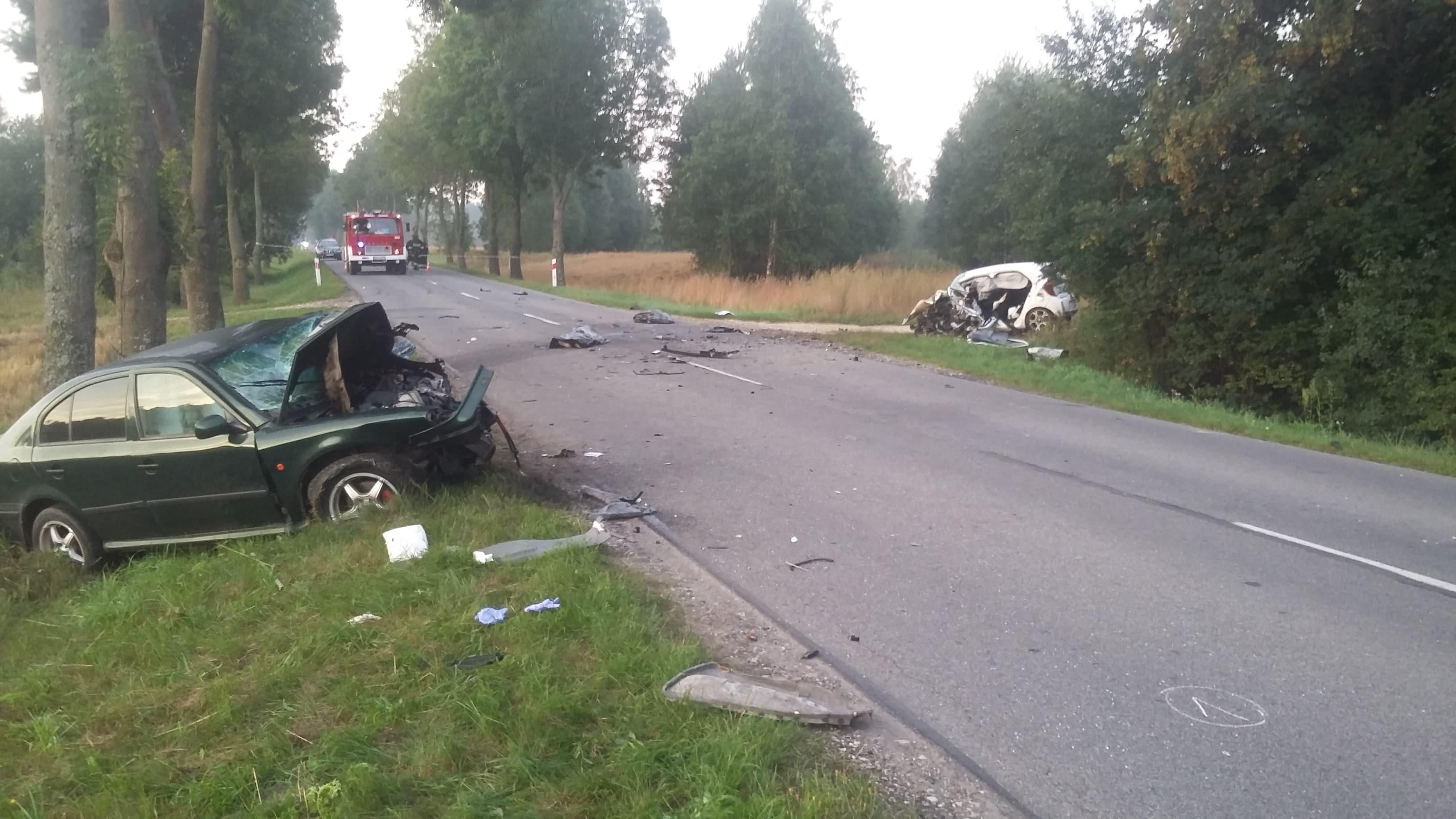Photo of Dwie ofiary śmiertelne po wypadku w gminie Sulejów [AKTUALIZACJA]