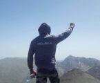 Mateusz Bernatek trenuje w Sierra Nevada