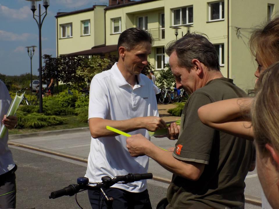 Photo of Kolejny rajd w Aleksandrowie