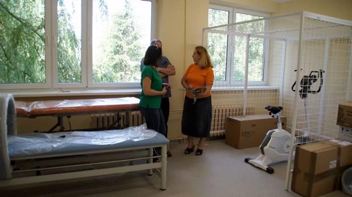 Photo of Będzie rehabilitacja w Gorzkowicach