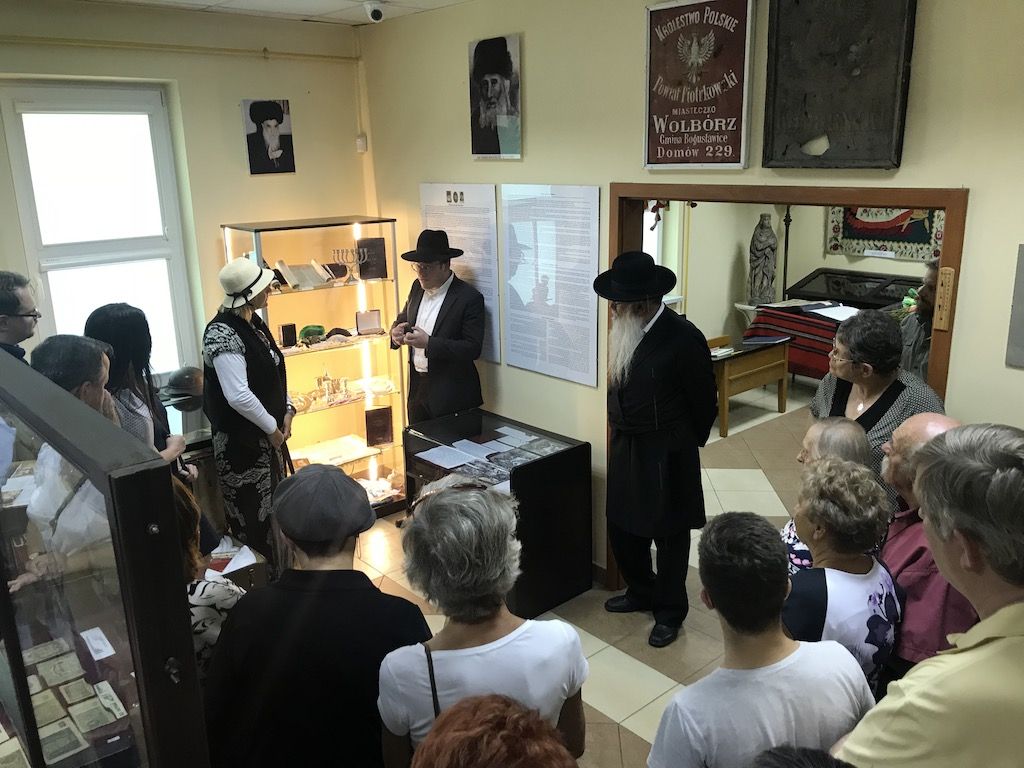 Photo of Żydowska wystawa w wolborskim muzeum