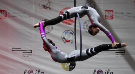 Piotrkowskie akrobatki w kadrze Polski