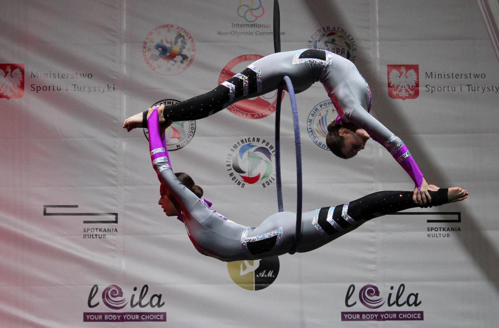 Photo of Piotrkowskie akrobatki w kadrze Polski
