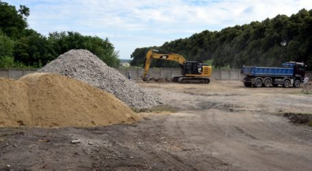 W Czarnocinie ruszyła budowa targowiska