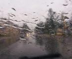 Silne opady deszczu