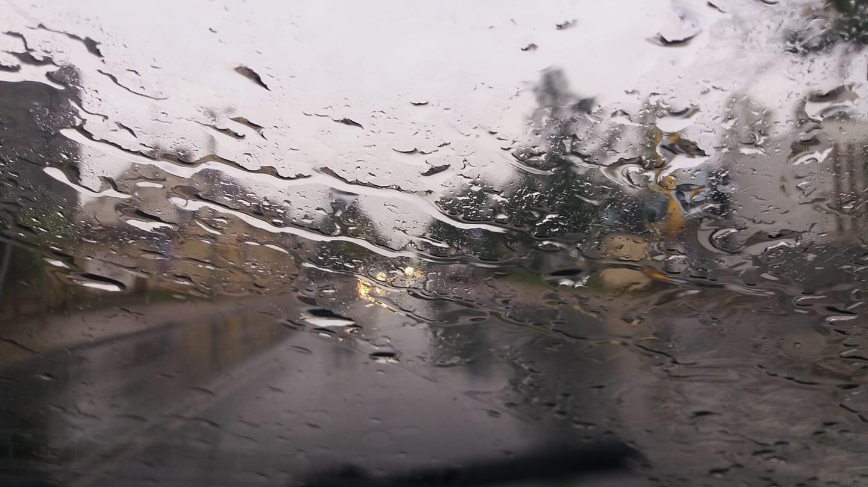 Photo of Silne opady deszczu