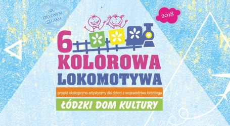 Weź udział w Kolorowej Lokomotywie!