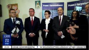 foto: Screen Łódzkie Wiadomości Dnia /TVP Łódź