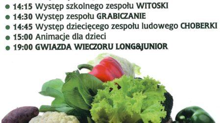 """Już wkrótce """"Warzywne smaki regionu"""""""