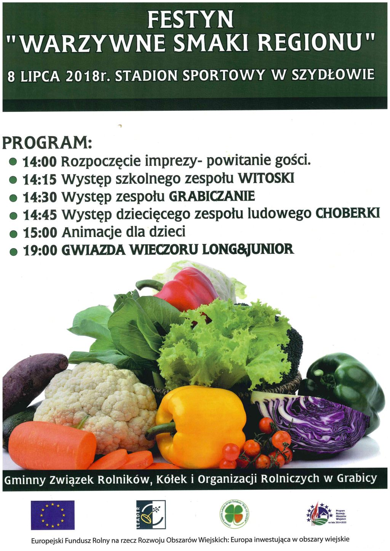 """Photo of Już wkrótce """"Warzywne smaki regionu"""""""