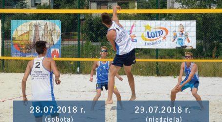 Finał turnieju siatkówki w Sulejowie