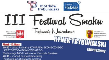 III Festiwal Smaku