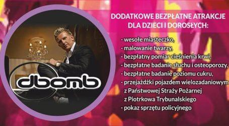 W sobotę festyn w Ręcznie. Gwiazdą d-bomb!