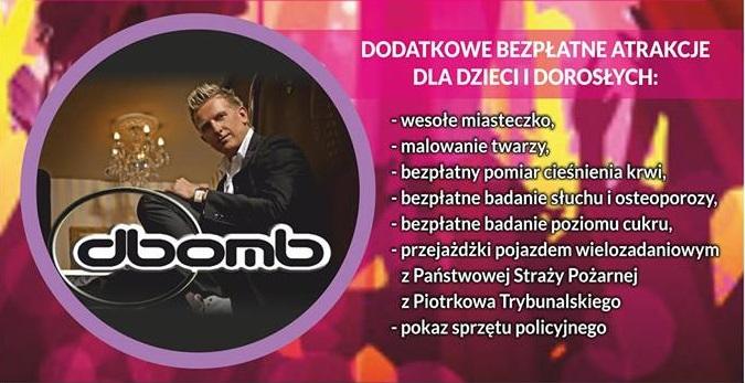 Photo of W sobotę festyn w Ręcznie. Gwiazdą d-bomb!