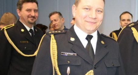 Jakub Rytych powołany na stanowisko Komendanta PSP