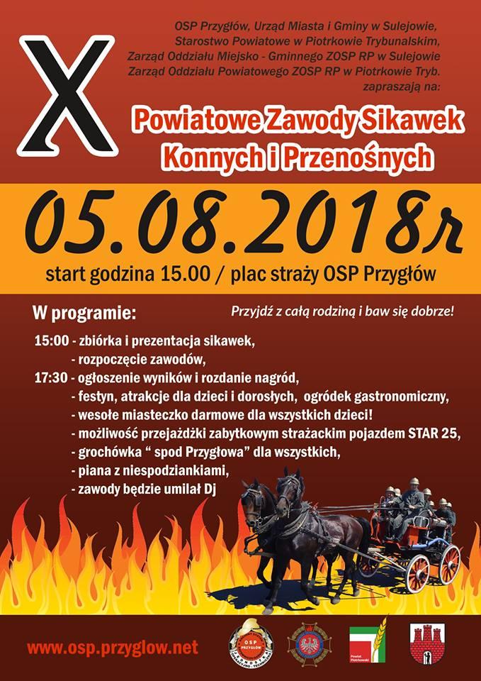 Photo of Zawody sikawek w Przygłowie