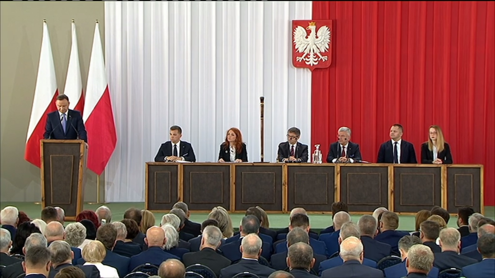 Photo of O Piotrkowie podczas Zgromadzenia Narodowego