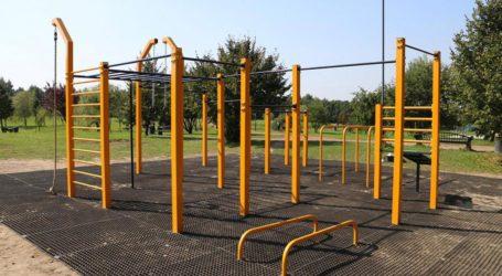 Przetarg na Street Workout Park Wyzwolenia