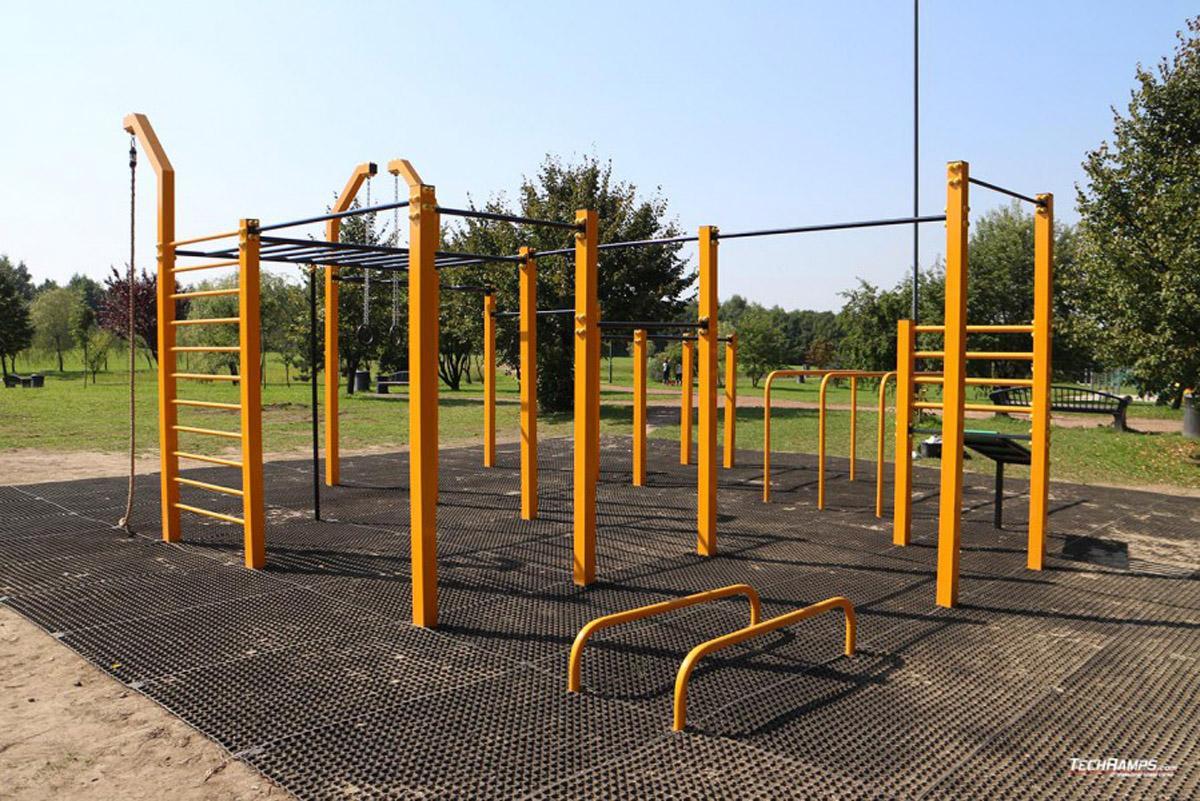 Photo of Przetarg na Street Workout Park Wyzwolenia