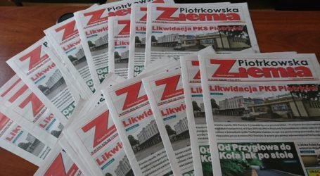 """Najnowszy numer """"Ziemi Piotrkowskiej"""" już dostępny"""