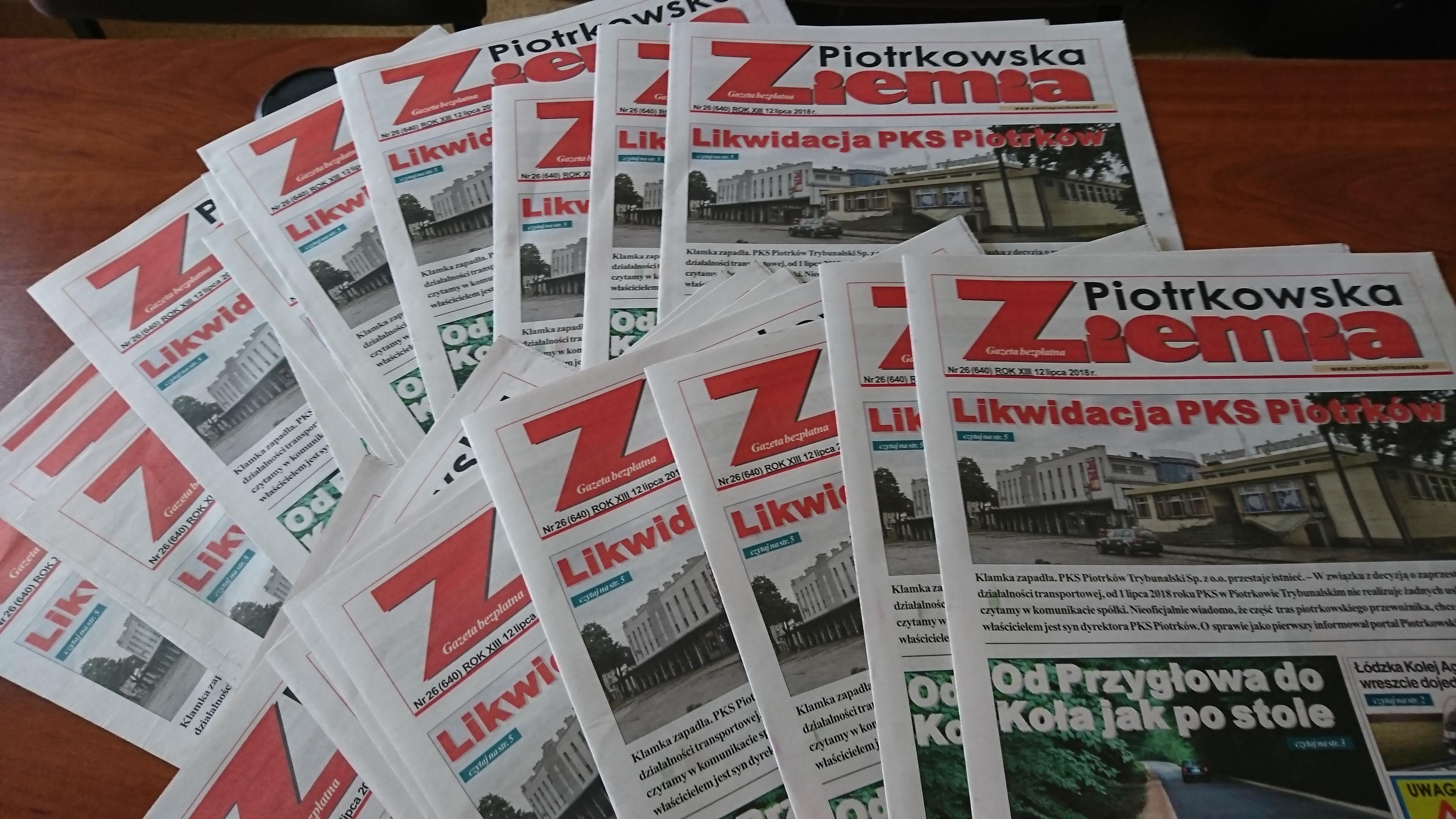 """Photo of Najnowszy numer """"Ziemi Piotrkowskiej"""" już dostępny"""