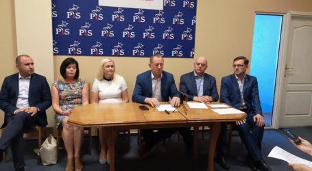 Konferencja PiS – by wzmocnić przekaz premiera Morawieckiego [FOTO, VIDEO]