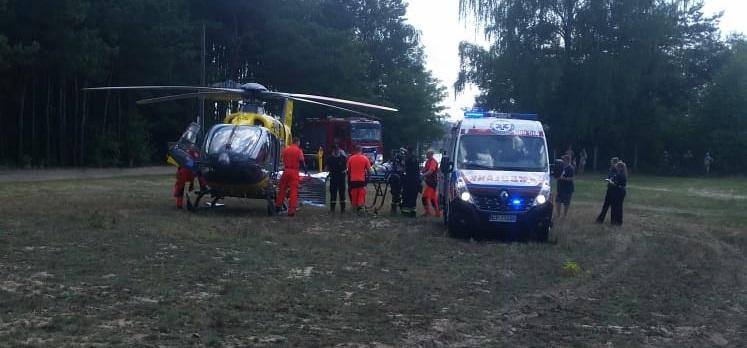 Photo of Wybuch gazu w Barkowicach
