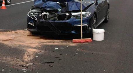 Wypadek na DK1. Ranne 3 osoby