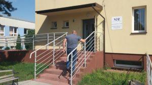 Ośrodek zdrowia w Gomulinie