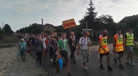 Pielgrzymi z powiatu w drodze do Częstochowy