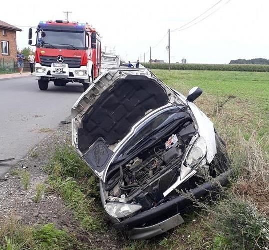 Photo of Wypadek w Proszeniu. Na miejscu helikopter LPR