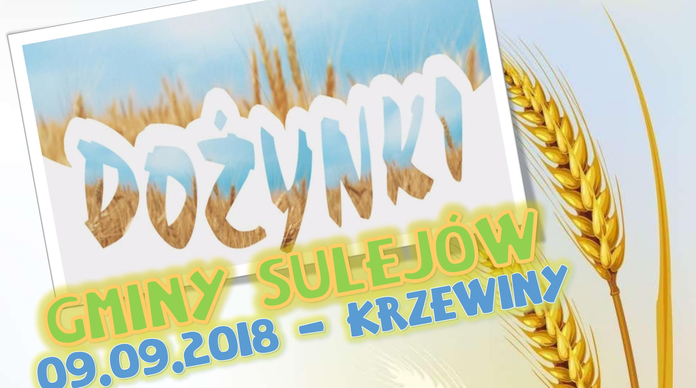 Photo of Dożynki miasta i gminy Sulejów