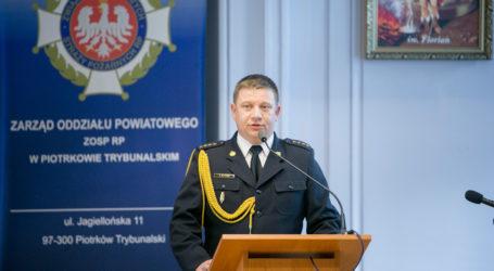 Jakub Rytych odebrał nominację Komendanta Miejskiego PSP [FOTO+VIDEO]
