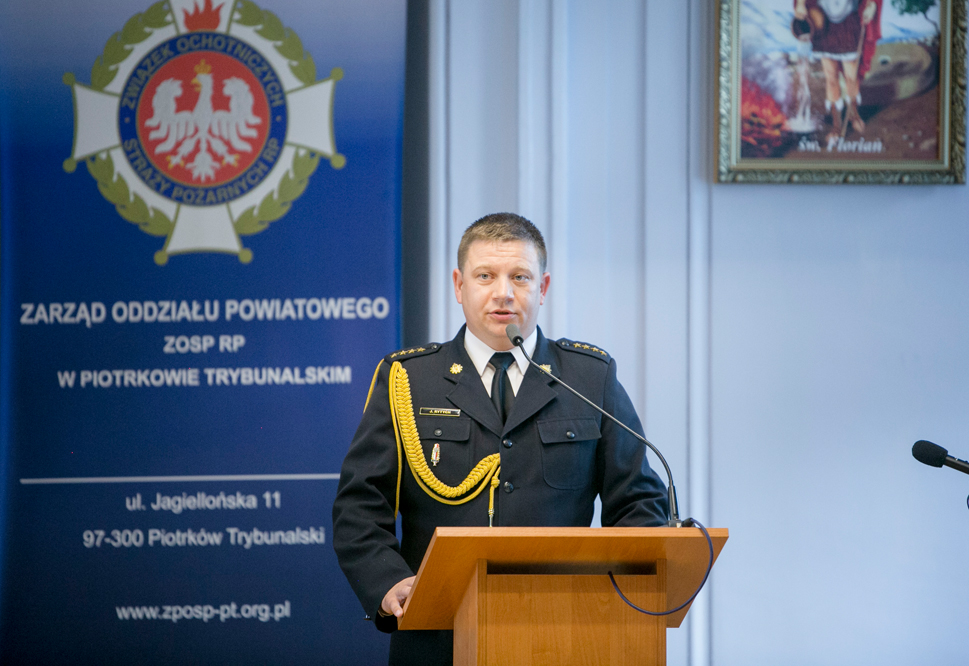 Photo of Jakub Rytych odebrał nominację Komendanta Miejskiego PSP [FOTO+VIDEO]