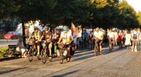 Weź udział w pielgrzymce rowerowej
