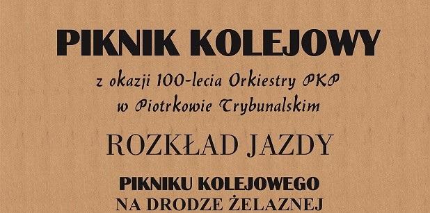 Photo of Piknik kolejowy u Bernardynów