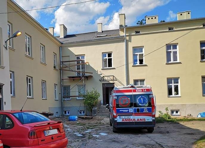 Photo of Wypadek na budowie