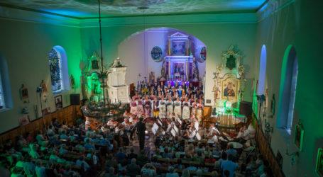 Zespół Śląsk koncertował w Czarnocinie