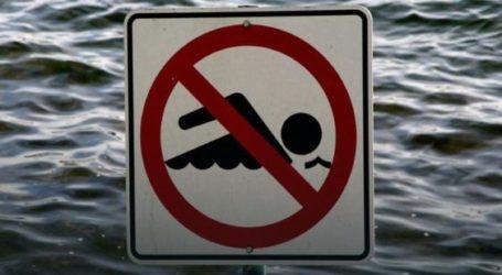 W Słoneczku zakaz kąpieli