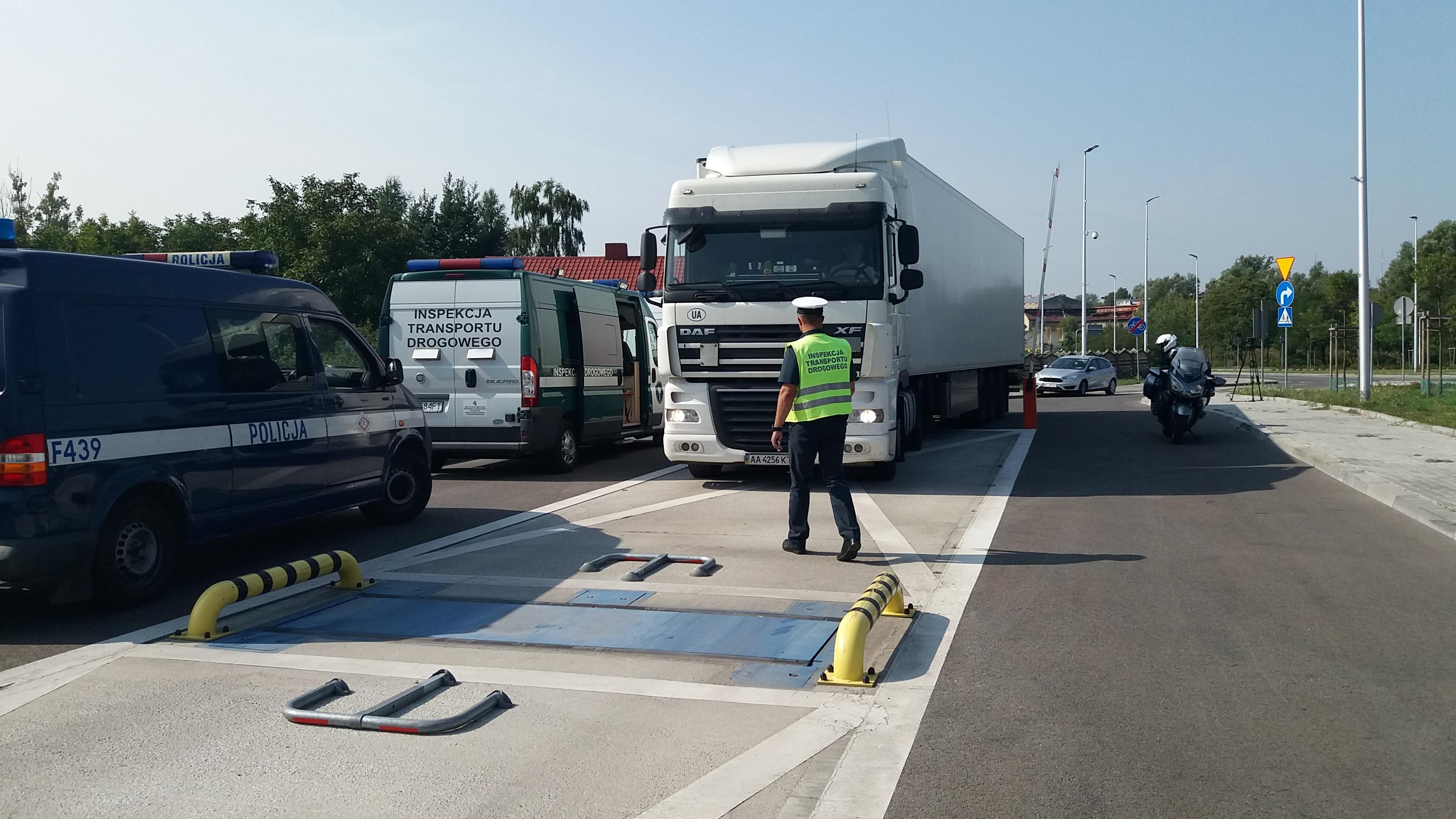 Photo of Jak działa waga dla samochodów na rondzie Sulejowskim?