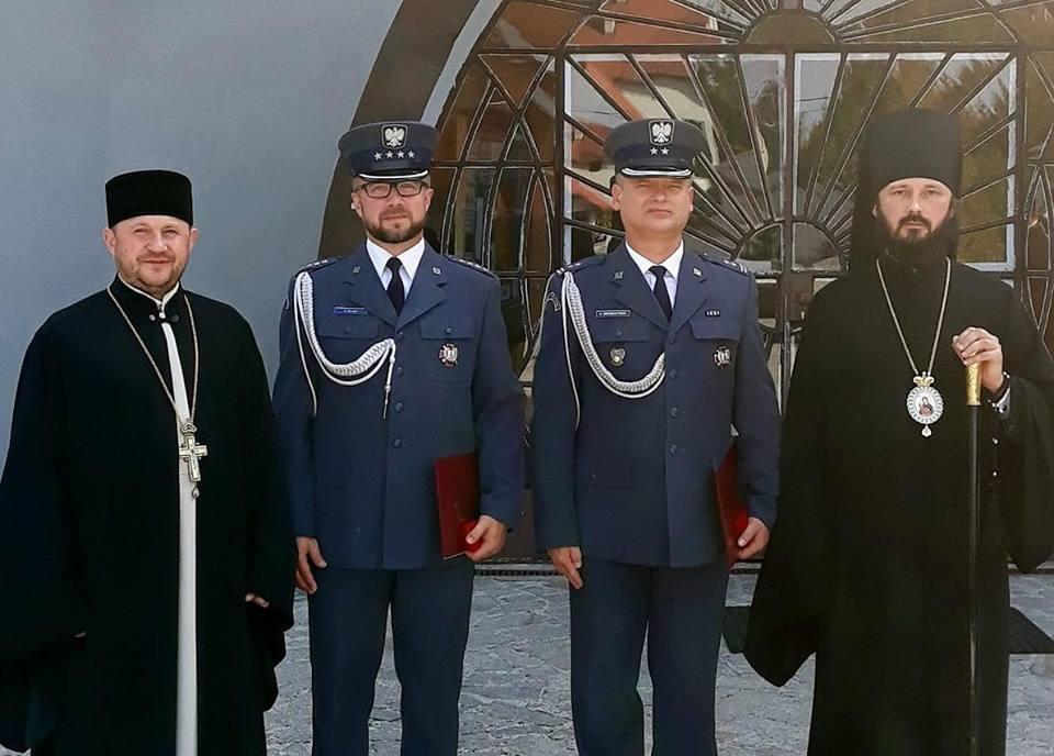 Photo of Odznaczenia dla piotrkowskich funkcjonariuszy