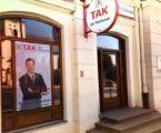 """""""TAK dla Piotrkowa"""" otworzyło swoje biuro"""