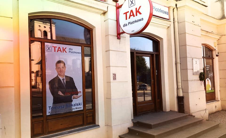 """Photo of """"TAK dla Piotrkowa"""" otworzyło swoje biuro"""