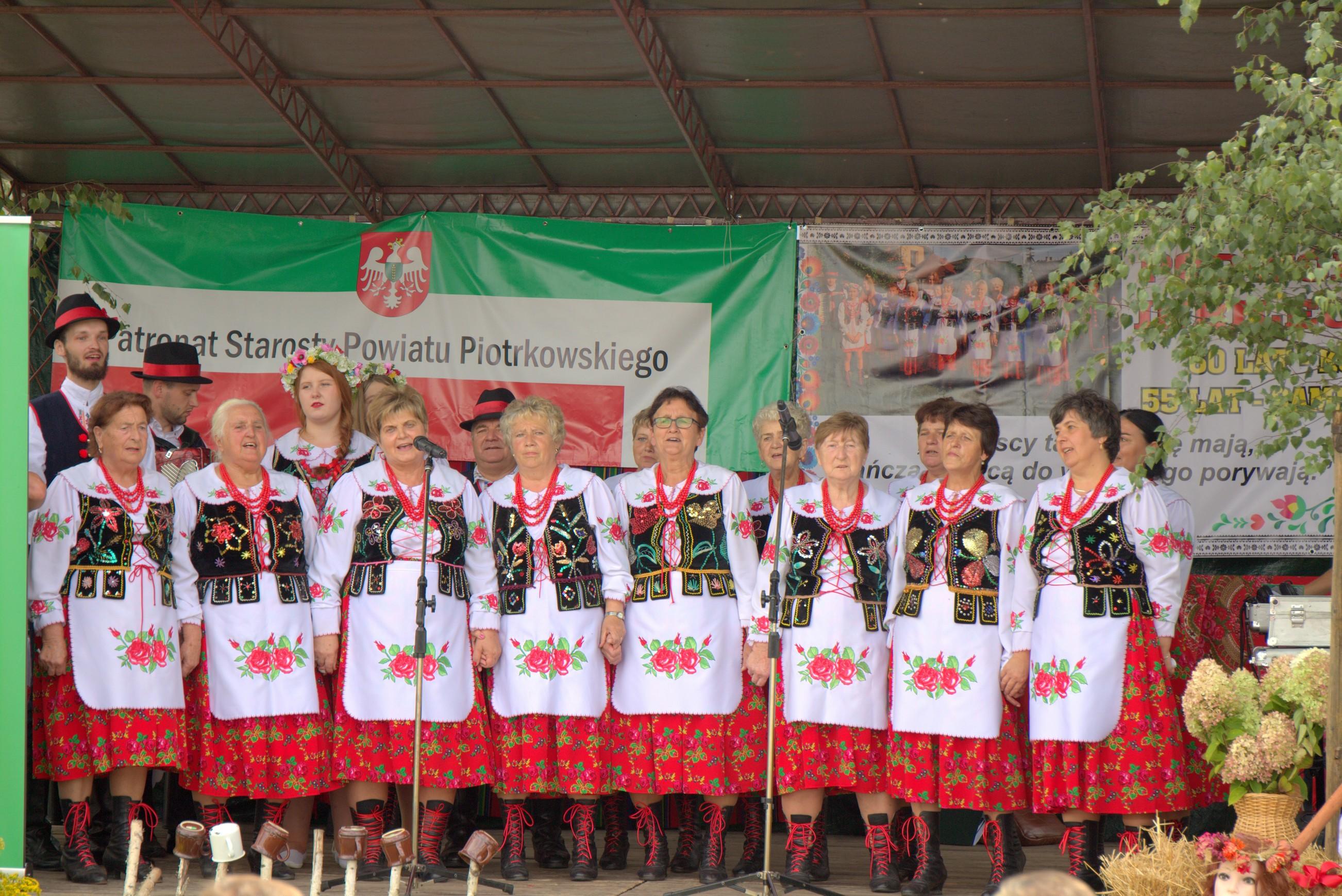 Photo of 60-lecie Koła Gospodyń Wiejskich z Mierzyna