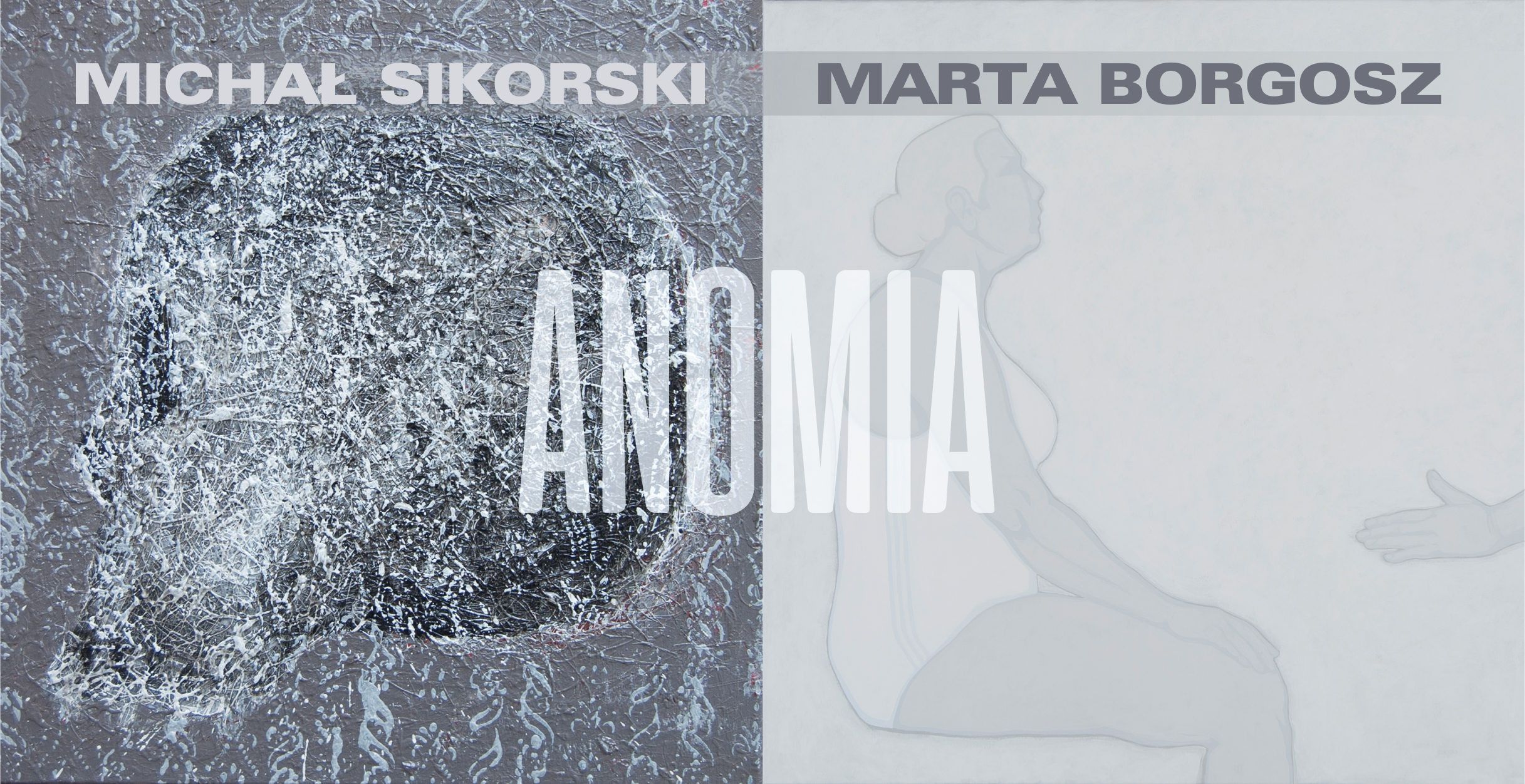 "Photo of Marta Borgosz, Michał Sikorski: ""Anomia"""