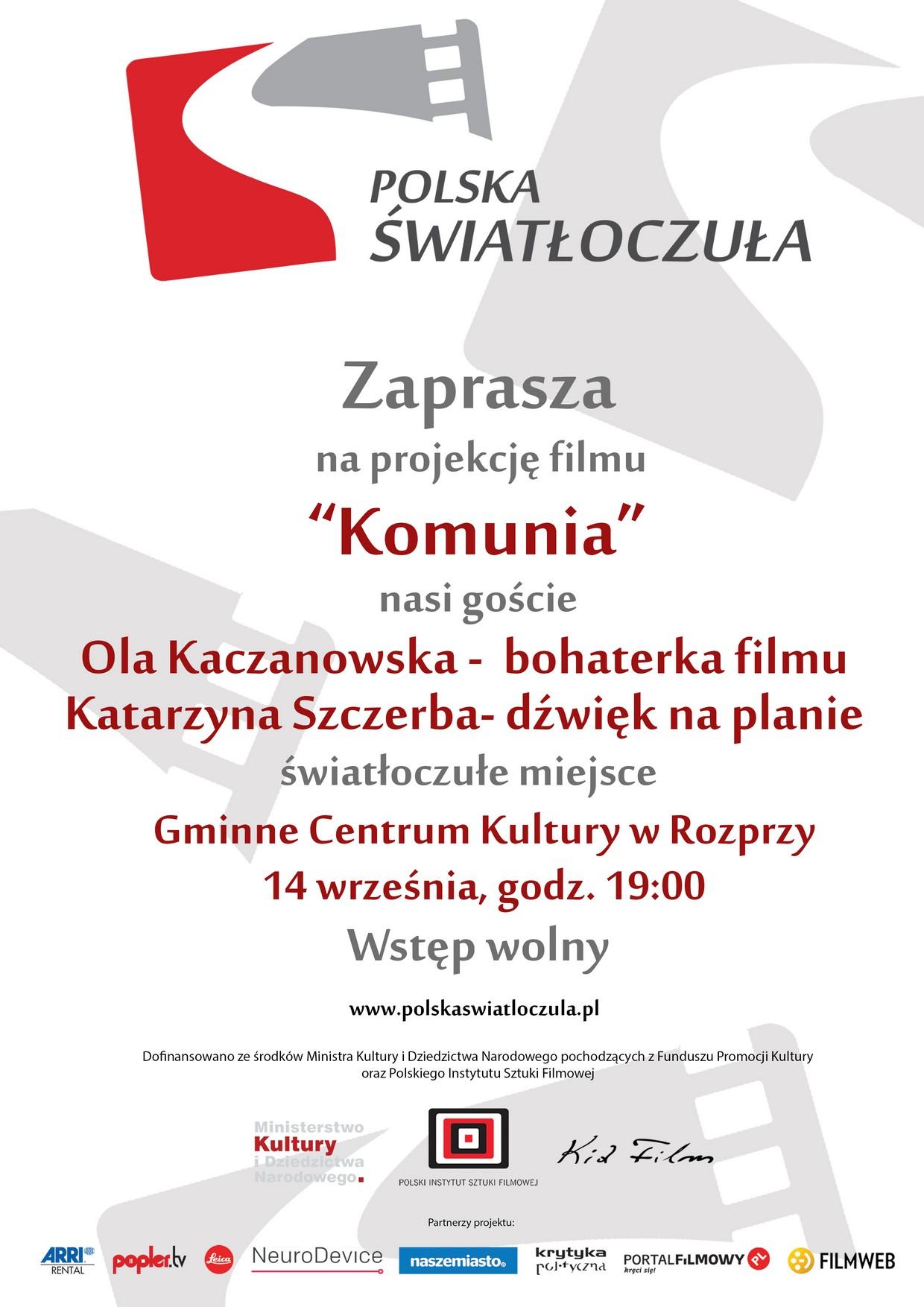 """Photo of Zaproszenie na """"Komunię"""""""