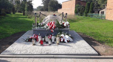 Odnowili pomnik bohatera